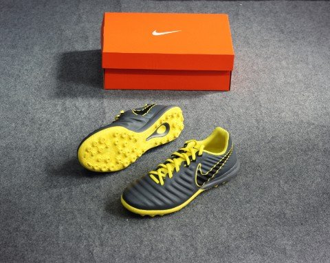 Nike Lunar Legend 7 Pro TF Game Over - Dark Grey/Yellow