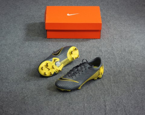Nike Mercurial Vapor 12 Pro FG Game Over - Dark Grey/Yellow