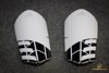 adidas X Lesto Shinguard - White/Black