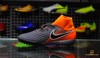 Nike Magista ObraX 2 Academy DF TF Fast AF - Dark Grey/Black/Total Orange