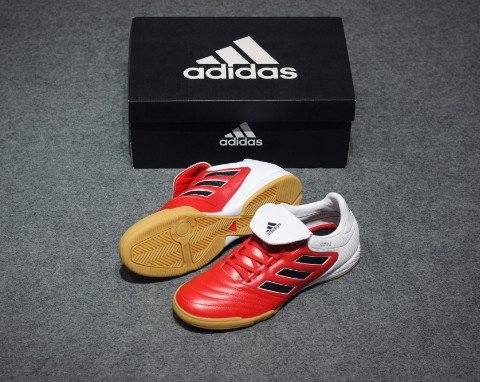 Adidas Copa 17.3 IN - Red/ Core Black/ White