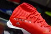 adidas Nemeziz 19.3 TF 302 Redirect - Action Red/Silver Metallic