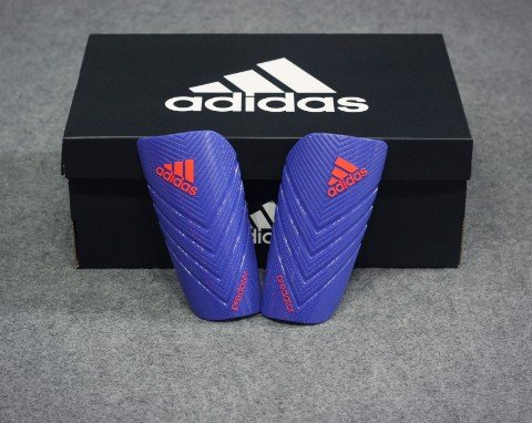 Adidas Predator Lesto Shin Guards - Night Flash