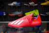 adidas X Tango 18.3 FG Exhibit - Action Red/Silver Metallic
