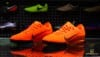 Nike Mercurial VaporX 12 Pro IC Fast AF - Total Orange/Black/Volt