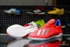 adidas X Tango 18.3 IN Exhibit - Action Red/Silver Metallic