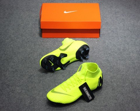 Nike Mercurial Superfly 6 Pro FG Always Forward - Volt/Black