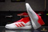 Adidas Predator 19.3 Laceless TF- Silver Metallic/ Core Black/ Red