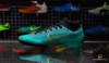 Nike Mercurial SuperflyX 6 Academy TF CR7 Chapter 6:Born Leader - Clear Jade/Vivid Gold/Black