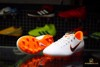 Nike Mercurial VaporX 12 Academy HG Just Do It - White/Cool Grey/Total Orange