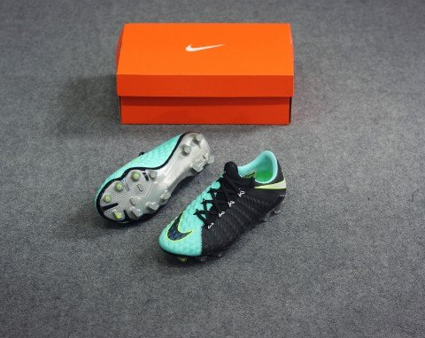 Nike Hypervenom Phantom 3 FG WMNS EC17 Pack - Light Aqua/Black/Volt