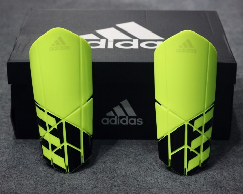Adidas X Lesto Shin Guards Solar Yellow/Black