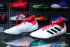 adidas Predator Tango 18.3 AG Cold Blooded - Footwear White/Core Black/Real Coral
