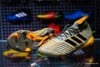 adidas Predator 18.1 FG/AG Lone Hunter - Trace Olive/Core Black/Bright Orange