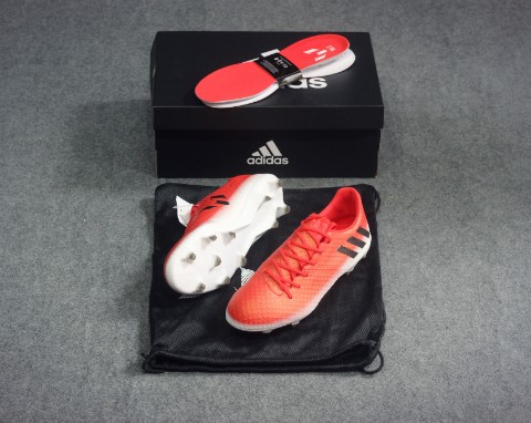 adidas Messi 16.1 FG Red Limit - Red/Core Black/White