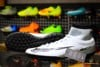 Nike Mercurial Victory VI Cut to brilliance DF TF - White/Blue Tint