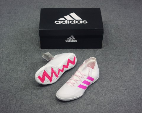 adidas Nemeziz Tango 18.3 IN Virtuso - Footwear White/Shock Pink