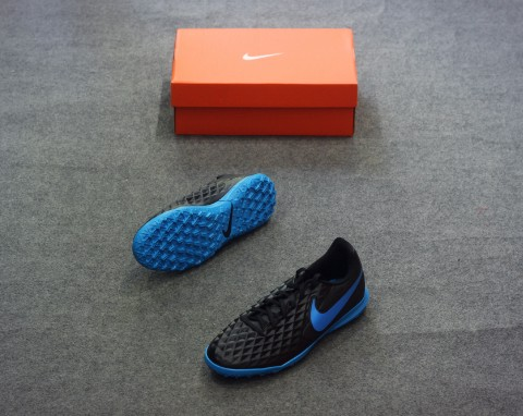 Nike Tiempo Legend 8 Club TF Under The Radar - Black/Blue Hero