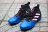ADIDAS ACE 17.3 PRIMEMESH TF CORE BLACK/WHITE/BLUE
