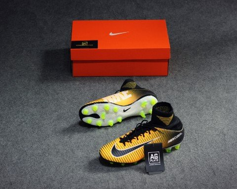 Nike Mercurial Veloce III DF AG-Pro - Laser Orange/Black/White