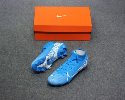 Nike Mercurial Superfly 7 Academy FG/MG New Lights - Blue Hero/White/Obsidian