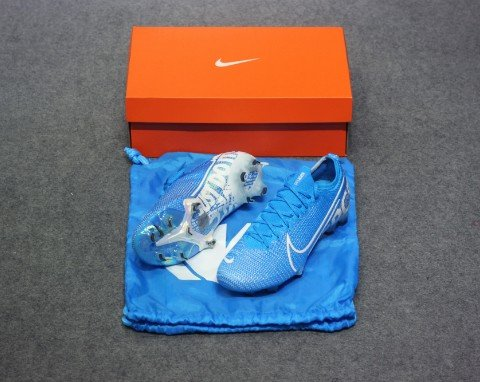 Nike Mercurial Vapor 13 Elite FG New Lights - Blue Hero/White