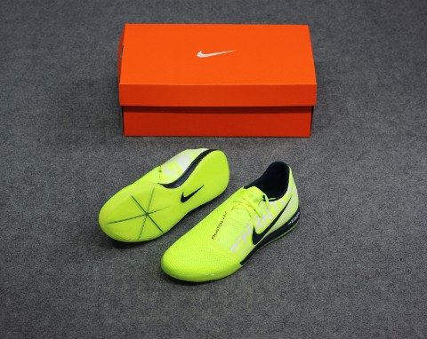 Nike Phantom Venom Zoom Pro IC New Lights - Volt/Obsidian