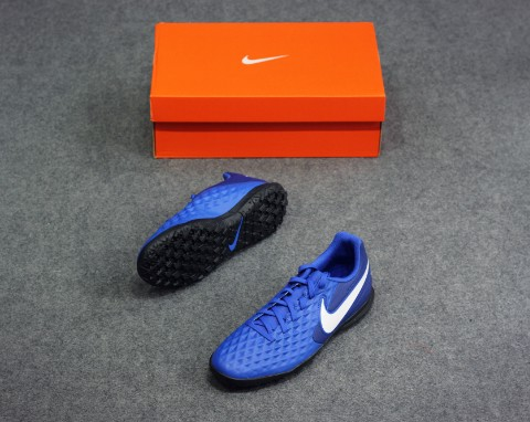 Nike Tiempo Legend 8 Club TF New Lights - Hyper Royal/White