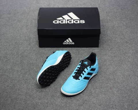 ADIDAS PREDATOR TANGO 19.3 L TF HARD WIRED - BLUE/BLACK