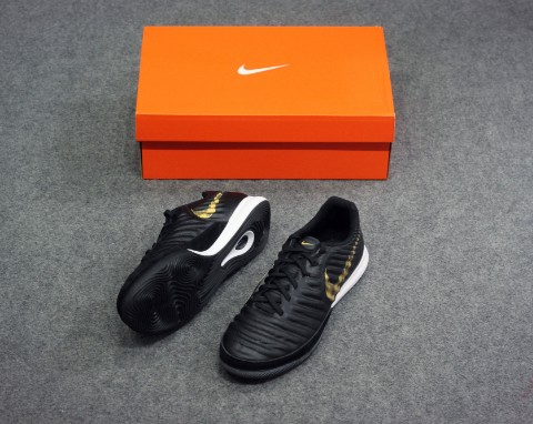Nike Lunar Legend 7 Pro IC Black Lux - Black/Metallic Vivid Gold