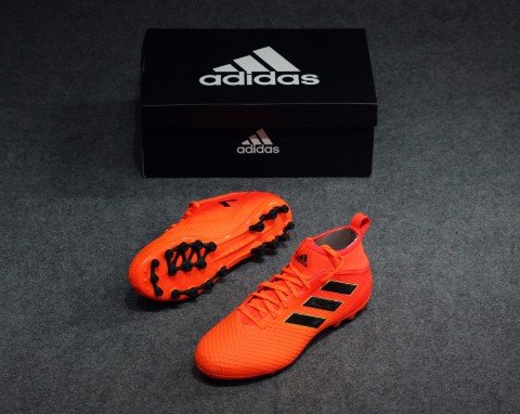 ADIDAS ACE TANGO 17.3 AG - SOLAR ORANGE/ CORE BLACK/ SOLAR RED