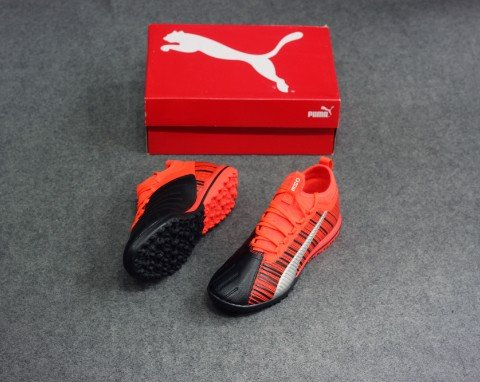 PUMA One 5.3 TF Anthem - PUMA Black/Energy Red/Puma Silver