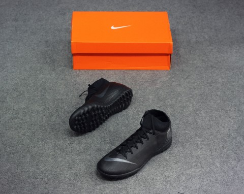 Nike Mercurial Superfly 6 Academy TF Stealth Ops-Black