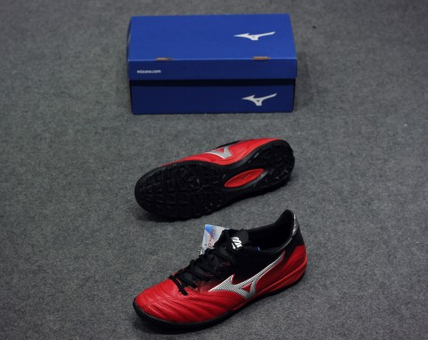 Mizuno Morelia Neo KL II AS TF- Red/ Black/ White