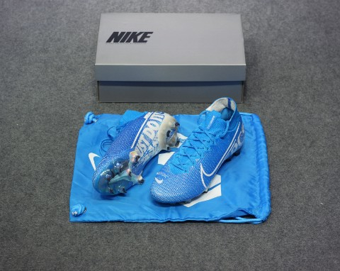 Nike Mercurial Superfly 7 Elite FG New Lights - Blue Hero/White
