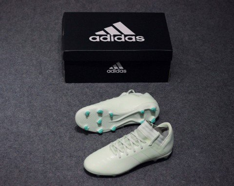 ADIDAS NEMEZIZ 17.3 FG DEADLY STRIKE - AERO GREEN/HI-RES GREEN