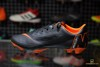 Nike Mercurial Vapor 12 Pro FG Fast AF - Black/Total Orange/White