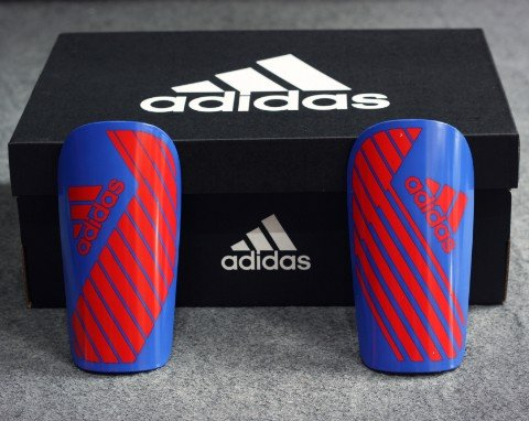 ADIDAS X LESTO SHIN GUARDS - BLUE