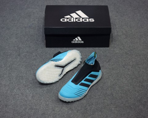ADIDAS PREDATOR 19+ TF HARDWIRED - BLUE/BLACK
