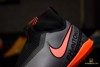 NIKE PHANTOM VISION REACT PRO DF TF Fire - Dark Grey/Bright Mango/Black