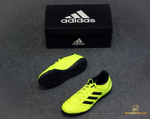 adidas Copa 19.4 TF Hard Wired - Solar Yellow/Core Black