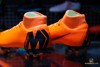 NIKE MERCURIAL SUPERFLYX 6 ACADEMY MG FAST AF - TOTAL ORANGE/BLACK/VOLT