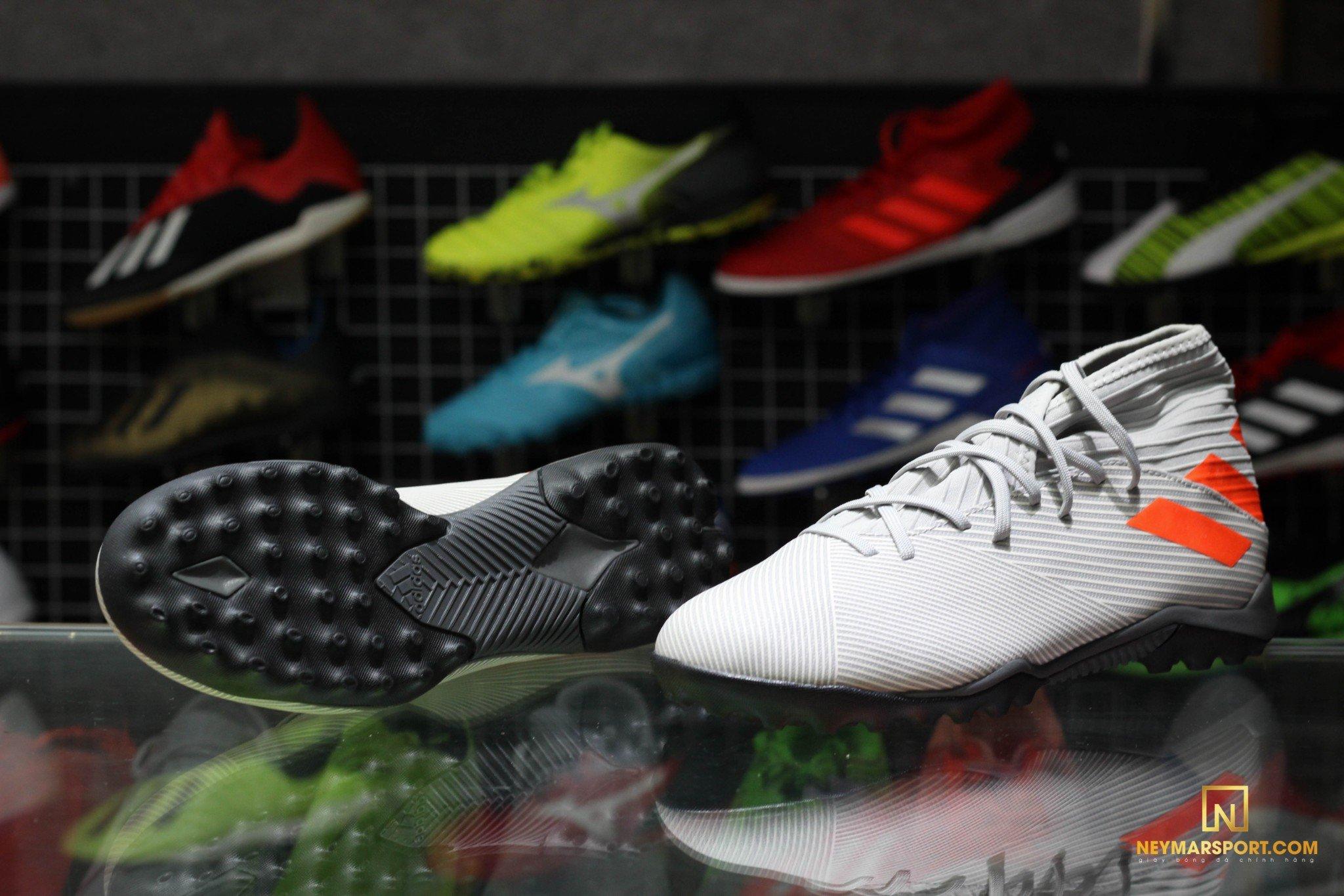 Giày đá banh chính hãng. Giày đá banh Adidas. Nemeziz 19.3 TF