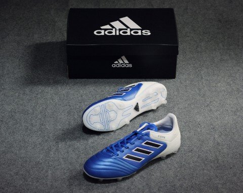 Adidas Copa 17.2 FG - Blue/ Core Black/White