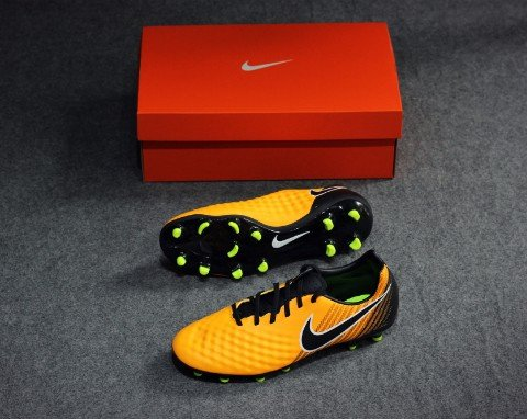 NIKE MAGISTAX ONDA II FG LOCK IN. LET LOOSE. - LASER ORANGE/BLACK/WHITE