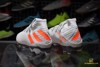 adidas Nemeziz 19.3 MG Encryption - Grey Two/Solar Orange/Core White