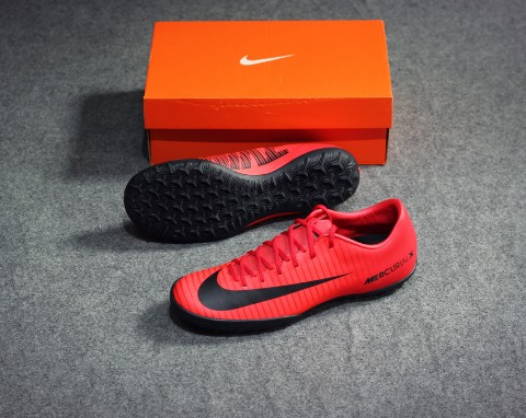 Nike MercurialX Victory VI TF Fire and Ice Pack University Red/Black