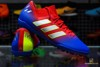 adidas Nemeziz Messi Tango 18.3 TF Initiator - Action Red/Silver Metallic/Blue