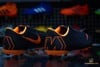 NIKE MERCURIAL VAPORX 12 ACADEMY MG FAST AF - BLACK/TOTAL ORANGE/WHITE