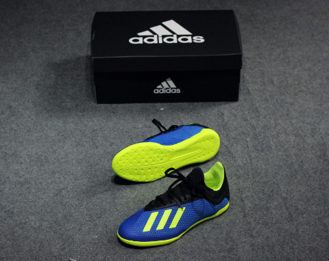 brand new 5db7b 69bff Adidas X 18.3 IN Energy Mode - BlueSolar Yellow – Neymar Spo